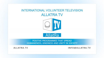 AllatRa TV business card