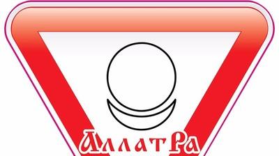 "Автонаклейка ""АллатРа"""