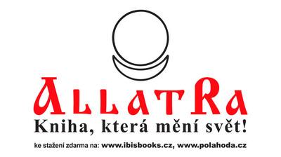 Билборд. АллатРа - книга изменяющая мир. На чешском