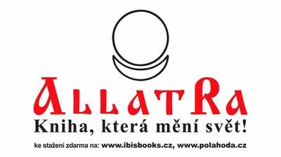 """Борд """"AllatRa - Kniha, která mění svět!"""""""
