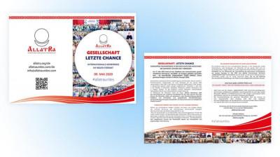 Broschüre Gesellschaft Letzte Chance 09. Mai 2020