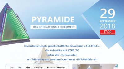 Das internationale experiment PYRAMIDE
