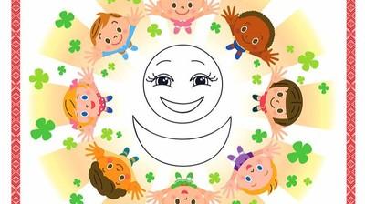 Добрый мотиватор с Аллатрушкой на украинском «Доброта – это дарить радость окружающим»