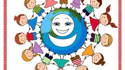 Добрый мотиватор с Аллатрушкой на украинском «Доброта – это помогать друг другу»