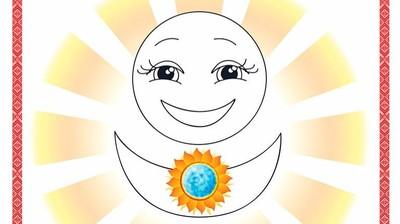 Добрый мотиватор с Аллатрушкой на украинском «Доброта – это солнце, у тебя внутри»