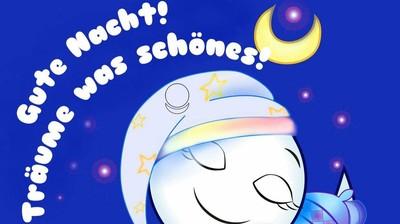 Добрый мотиватор с Аллатрушкой! Gute Nacht! Träume was schönes!