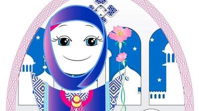 Добрый мотиватор с Аллатрушкой на чешском «Арабская мудрость - Сердце видит раньше головы»