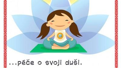 Добрый мотиватор с Аллатрушкой на чешском «Доброта – это заботиться о душе»