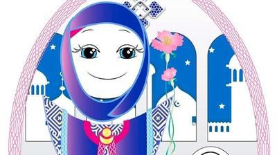 Добрый мотиватор с Аллатрушкой на французском «Арабская мудрость - Сердце видит раньше головы»