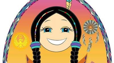 Добрый мотиватор с Аллатрушкой на французском «Индейская мудрость - Люди должны быть ответственны за свои мысли»