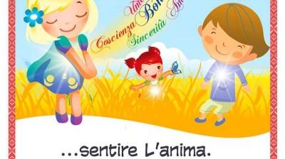 Добрый мотиватор с Аллатрушкой на итальянском «Доброта – это чувствовать Душу»