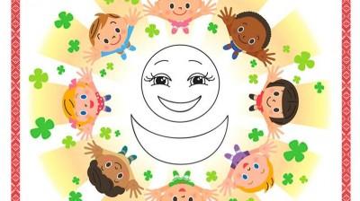Добрый мотиватор с Аллатрушкой на итальянском «Доброта – это дарить радость окружающим»