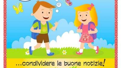 Добрый мотиватор с Аллатрушкой на итальянском «Доброта – это делиться хорошими новостями!»