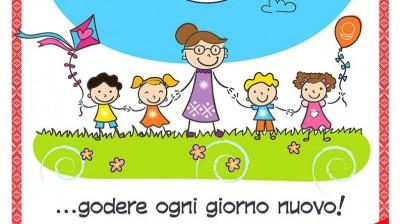 Добрый мотиватор с Аллатрушкой на итальянском «Доброта – это радоваться каждому новому дню»