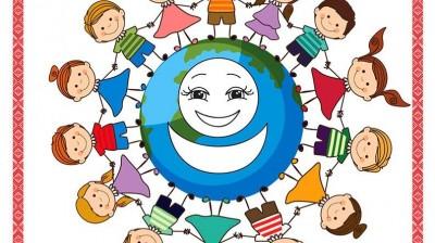 Добрый мотиватор с Аллатрушкой на китайском «Доброта – это помогать друг другу»