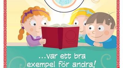 Добрый мотиватор с Аллатрушкой на шведском «Доброта – это подавать хороший пример другим»