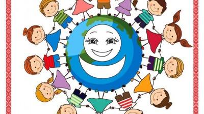 Добрый мотиватор с Аллатрушкой на шведском «Доброта – это помогать друг другу»