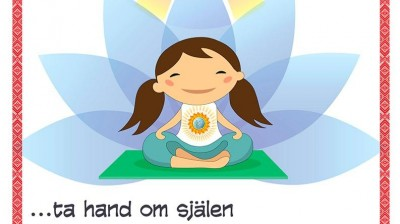 Добрый мотиватор с Аллатрушкой на шведском «Доброта – это заботиться о душе»