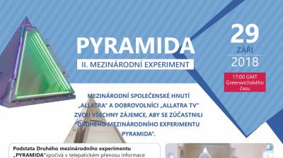 Druhý experiment PYRAMIDA