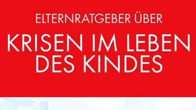 """Памятка на немецком для родителей """"О кризисах в жизни ребёнка"""""""