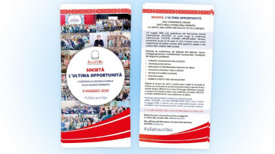 Evroflaer SOCIETÀ. L'ULTIMA OPPORTUNITÀ 9 maggio 2020