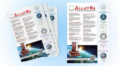 Flyer book AllatRa