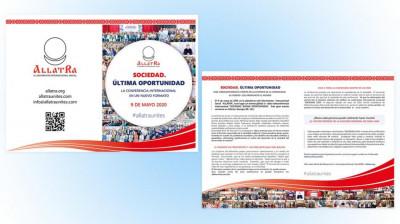 Folleto SOCIEDAD. ÚLTIMA OPORTUNIDAD 9 de Mayo 2020