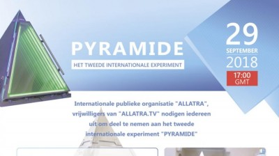 Het tweede internationale experiment PYRAMIDE