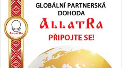"""Интернет-баннер """"Глобальное партнерское соглашение """"АллатРа"""""""" 300x200px"""