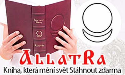 "Интернет-баннер книги ""AllatRa"" 258х172"