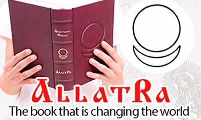 "Интернет-баннер книги ""AllatRa"" 300x250"