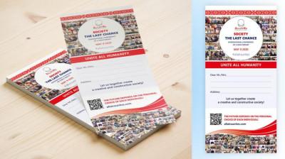 Invitation SOCIETY. THE LAST CHANCE MAY 9, 2020
