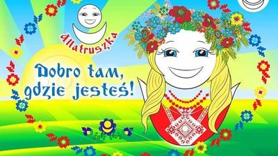 Календарь на польском со Славяночкой. Добро там, где Ты!