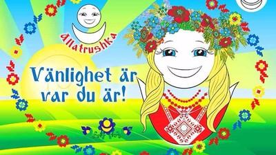 Календарь на шведском со Славяночкой. Добро там, где Ты!