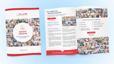 Brochure SOCIETA 'CREATIVA