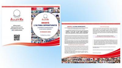 Libretto SOCIETÀ. L'ULTIMA OPPORTUNITÀ 9 maggio 2020