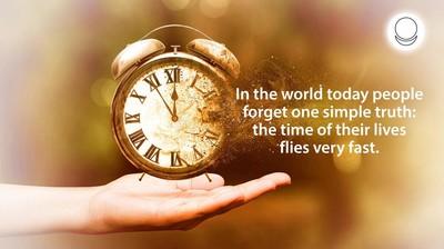 Мотиватор. В современном мире люди забывают одну простую истину. На английском