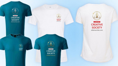 T-shirt CREATIVE SOCIETY