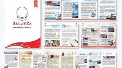 Brochure with general information about ALLATRA International Public Movement
