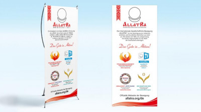 X Banner von MOD AllatRa mit Projekten