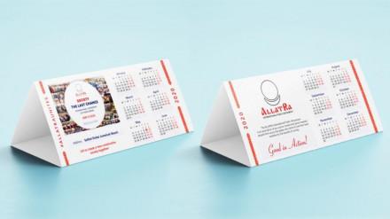 Calendar 2020 AllatRa SOCIETY THE LAST CHANCE